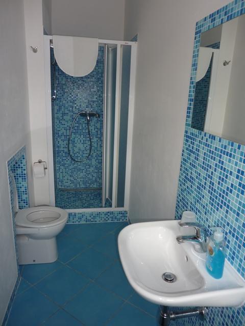Chata Školačka - koupelna k pokoji č. 3