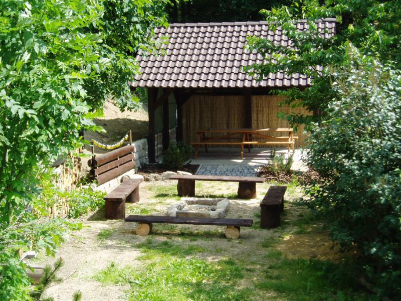 Penzion Roubenka, Desná