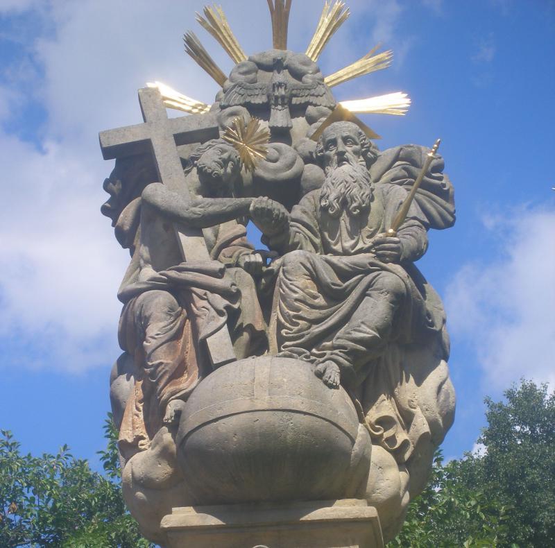 Sousoší Sv. Trojice