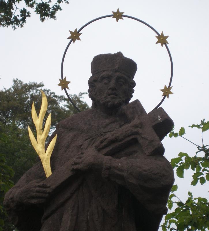 sv.Jan Nepomucký  v Příchovicích