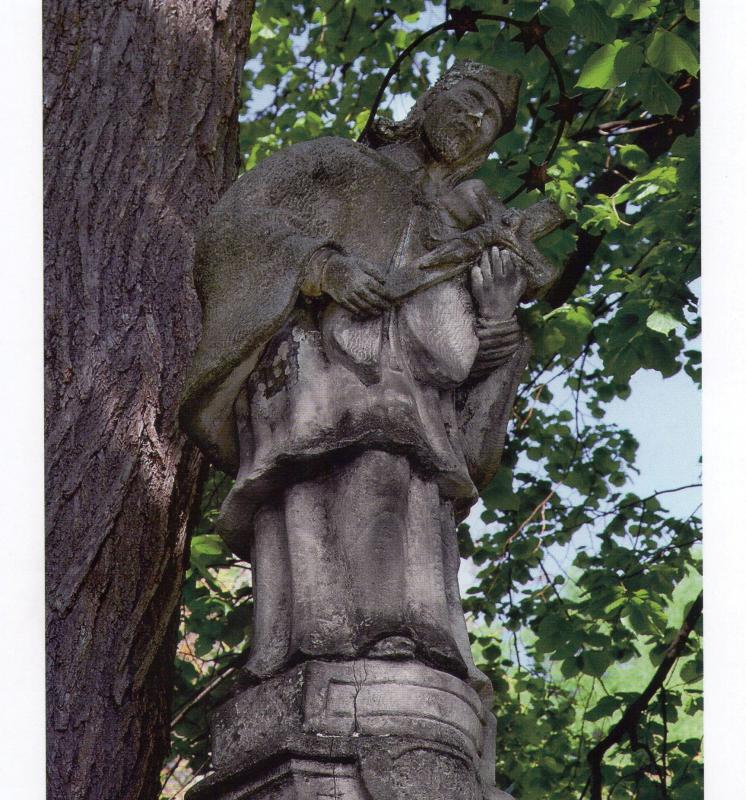 sv. Jan Nepomucký v Rejdicích