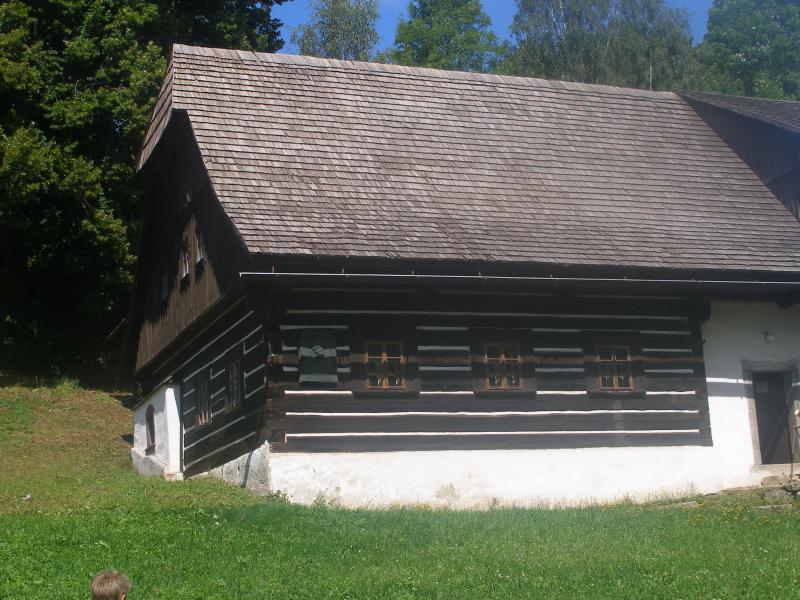 Rodný dům Antala Staška