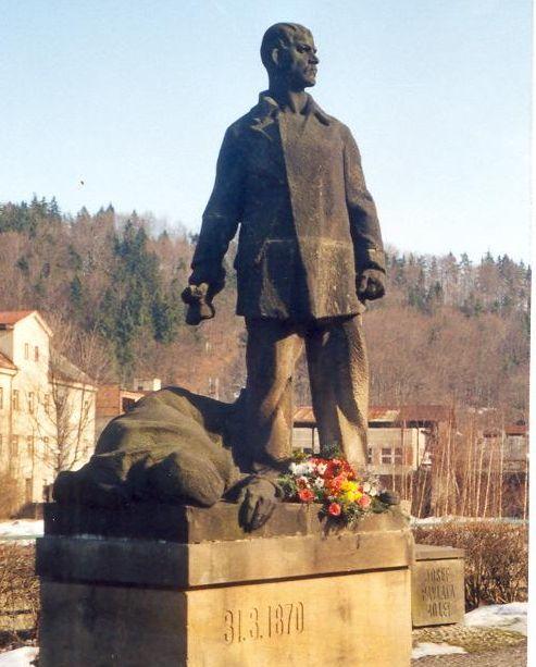Pomník Svárovské stávky