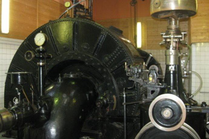 Malá vodní elektrárna Tanvald – Popelnice