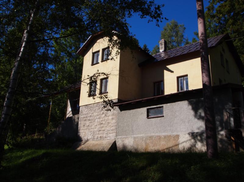Chata ČSAD Benešov