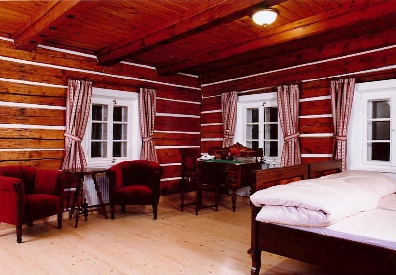 Panský dům - ubytování