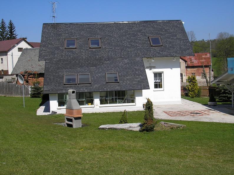 Chata - dům Černý