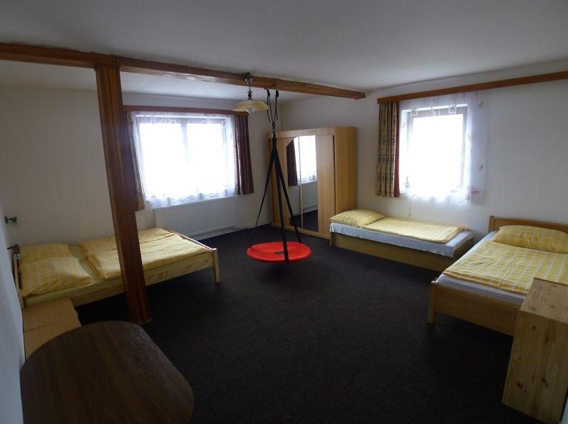 Penzion Farma Filoun - apartmán veliký