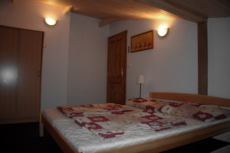 Penzion Farma Filoun - apartmán v podkroví