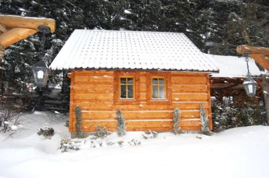 Penzion Pod Světlým Vrchem - sauna