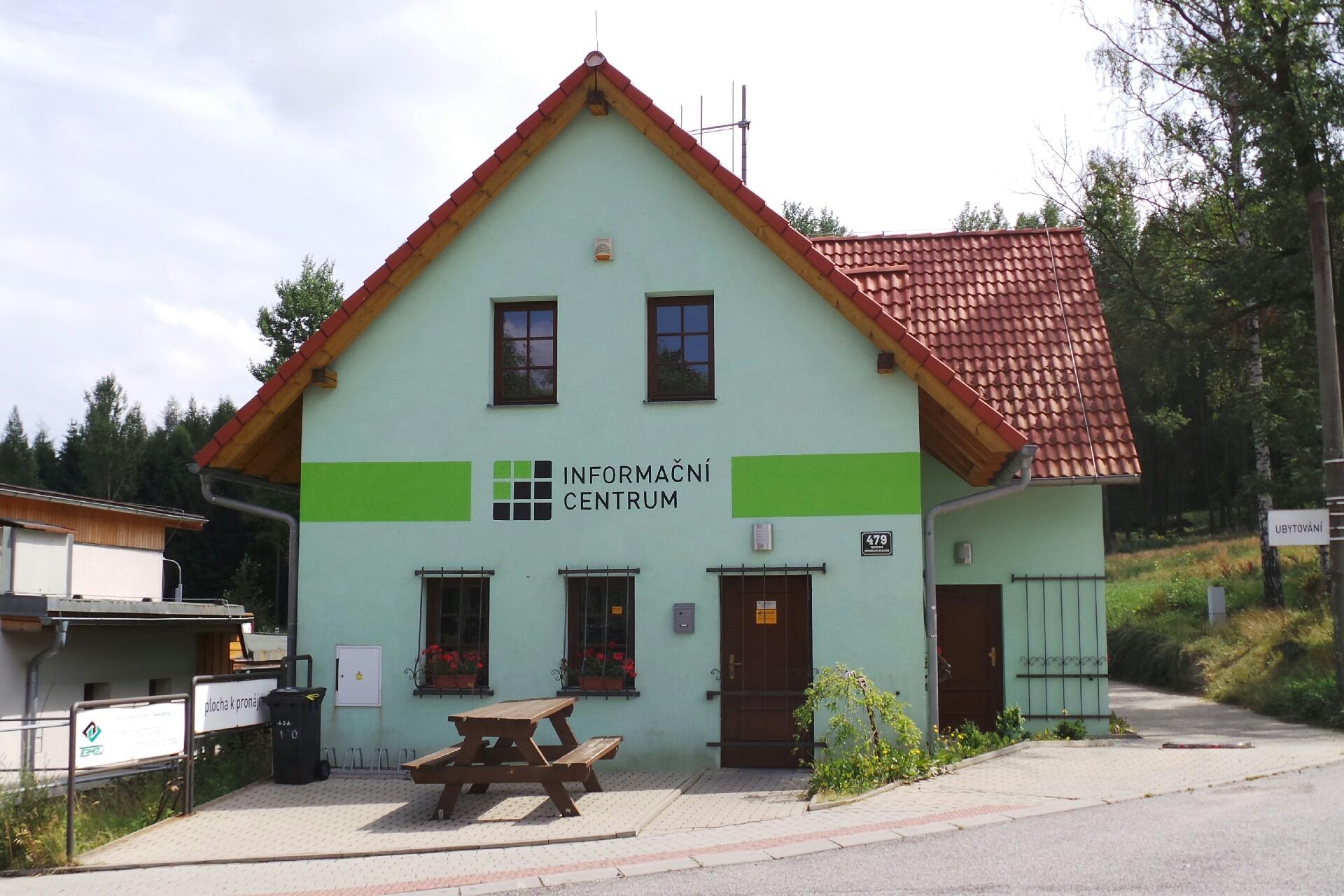 Turistické informační centrum v Liberci
