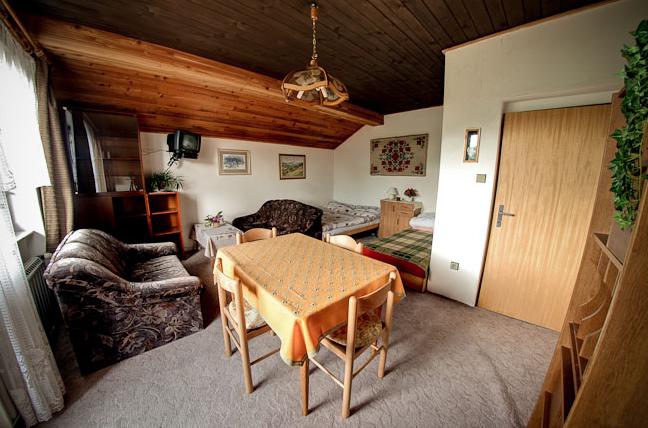 Apartmány Janouškovi
