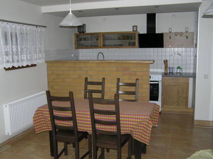 Chata Albrechta - spodní apartmán