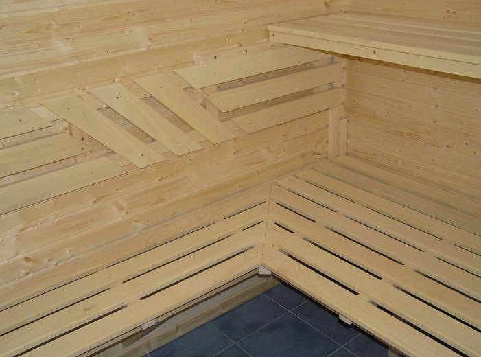 Chata Albrechta - sauna