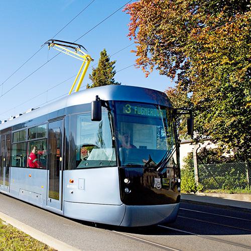 Nízkopodlažní tramvaj