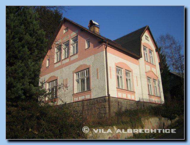 Vila Albrechtice