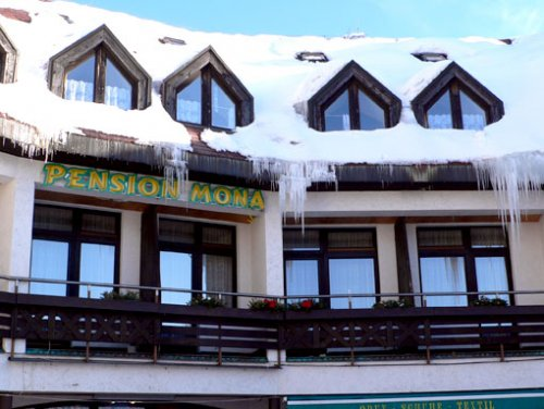 PENSION MONA, HARRACHOV