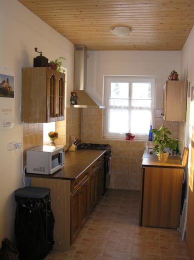 Penzion Luční - kuchyňka