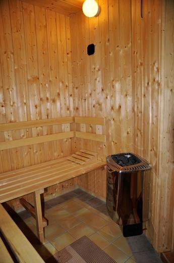 Penzion Luční - sauna
