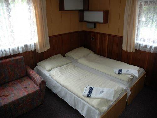 hotel Diana v Harrachově