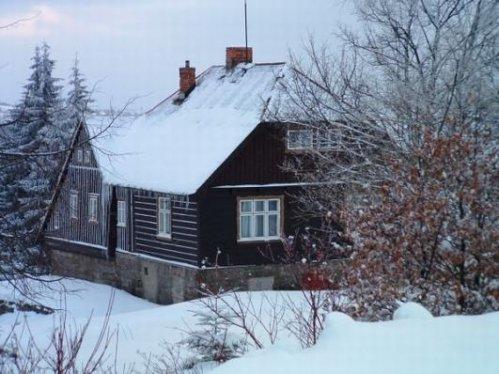 Václavíkova studánka - Zemanova chata