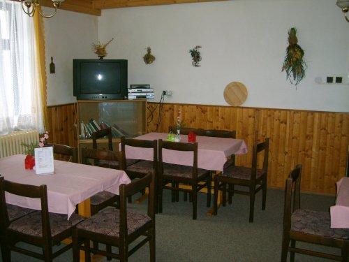 Penzion Borovice