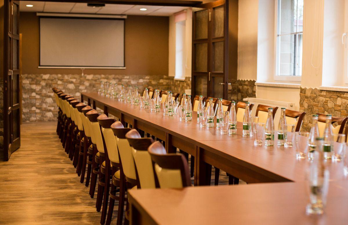 Hotel Bon konferenční sál