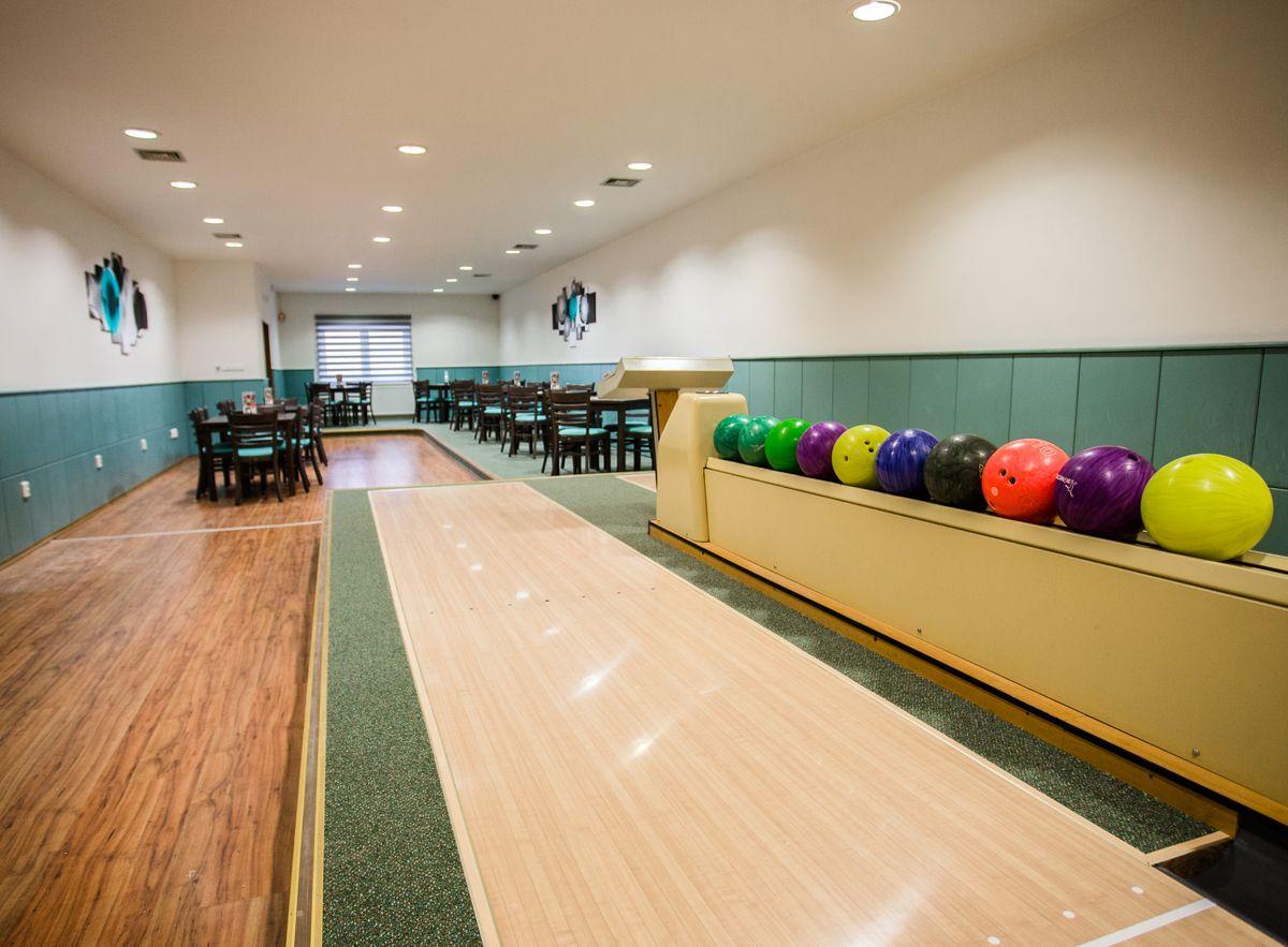 Hotel Bon bowling
