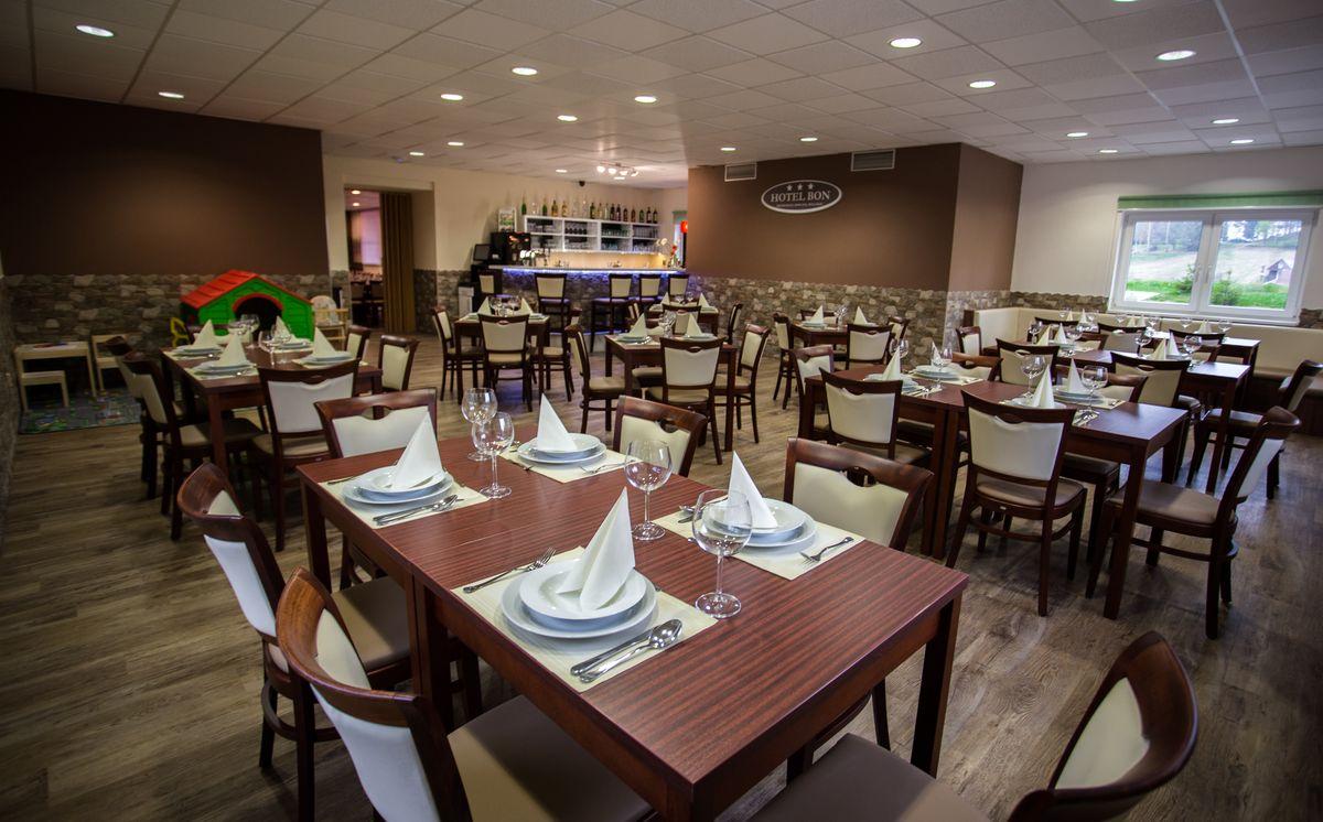 Hotel Bon restaurace