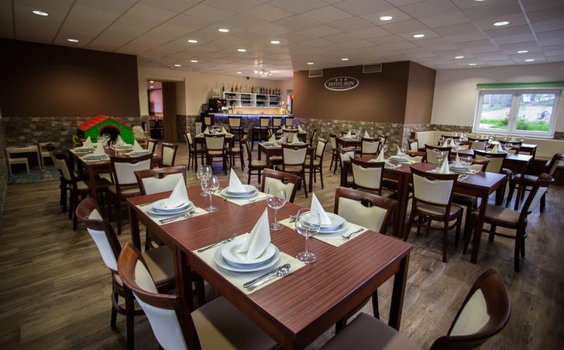 Restaurace Hotelu Bon