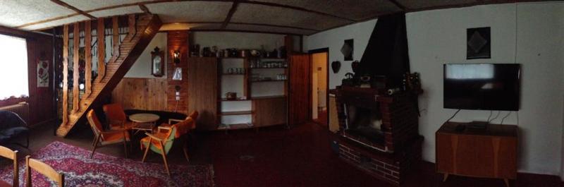 Chata U Špidlenů - interiér