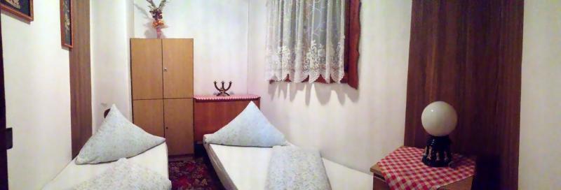 Chata U Špidlenů - pokoje