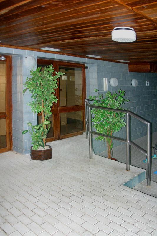 Hotel Šedý vlk