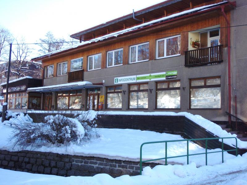 Informační centrum Lázně Libverda