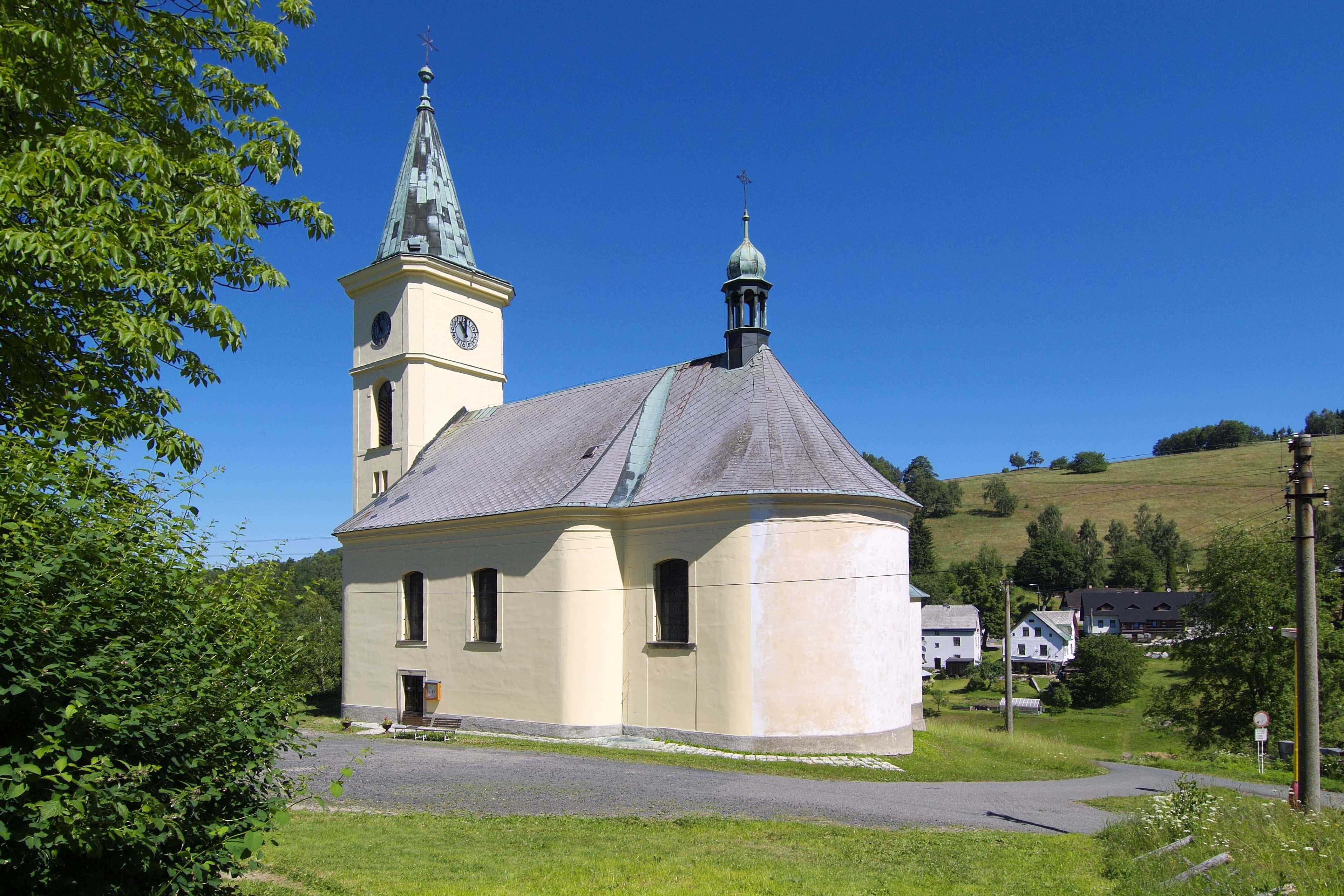 Kostel sv. Františka z Pauly