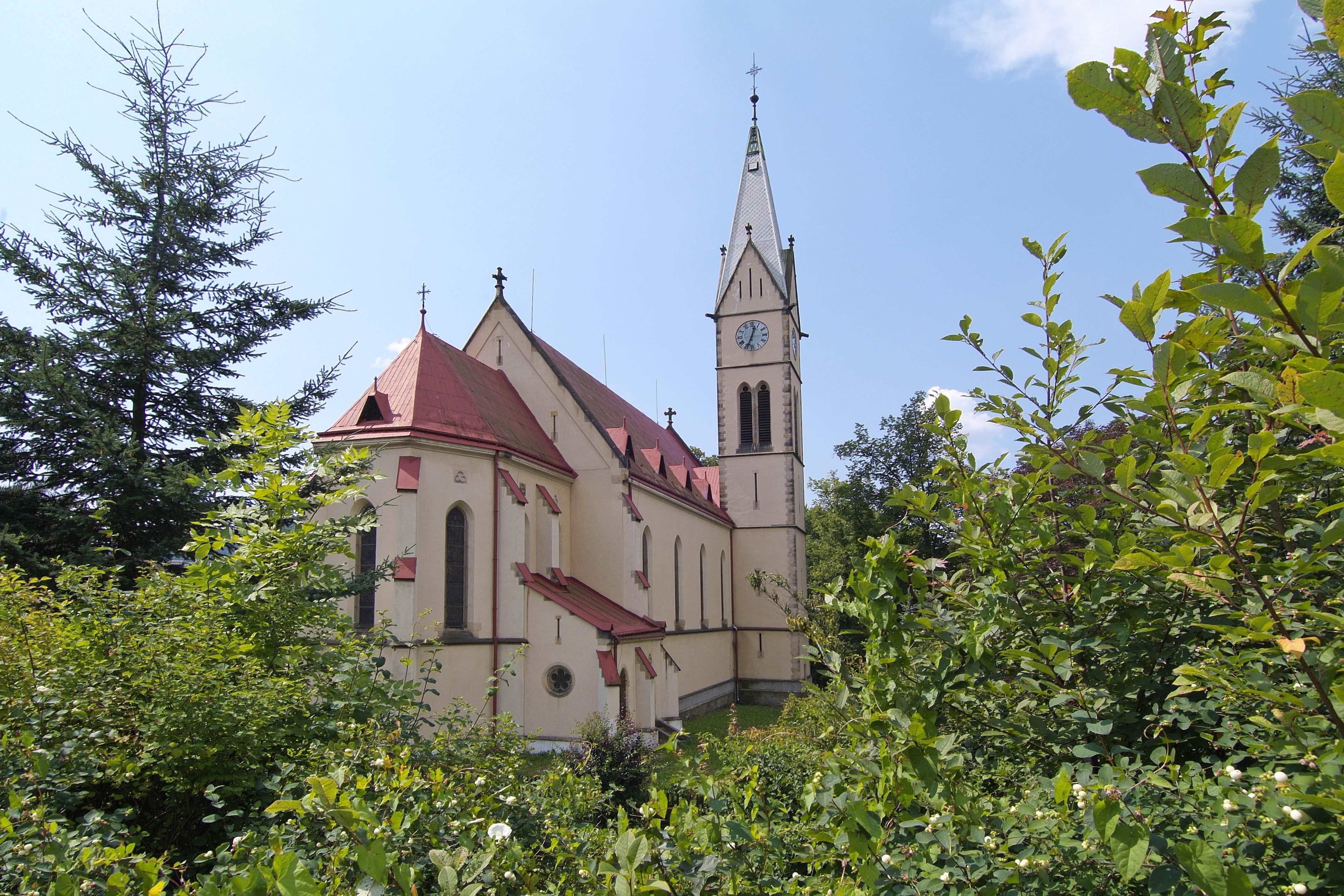 Kostel sv. Františka z Assisi, Tanvald