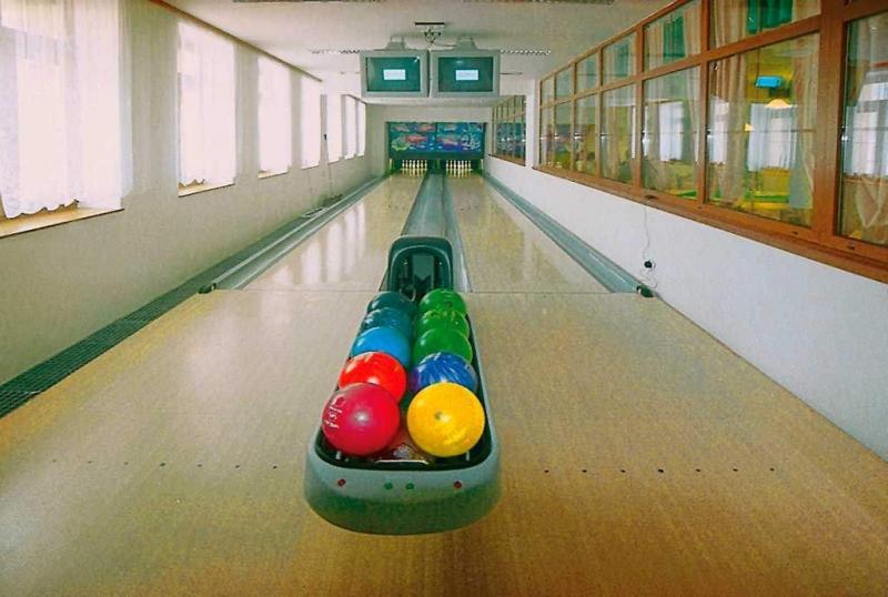 Bowling Hotel Příchovice