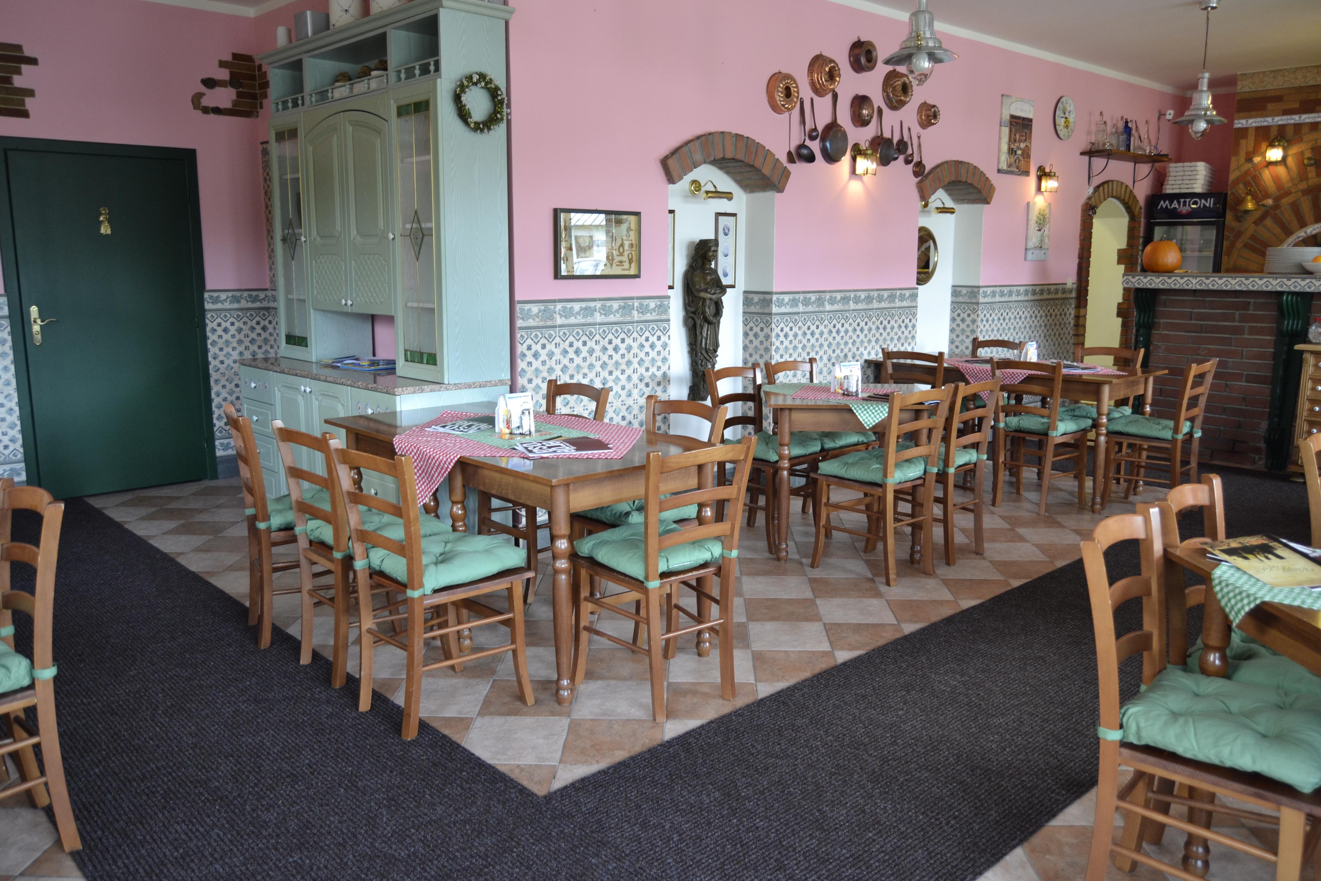 Pizzerie Verde Rosa