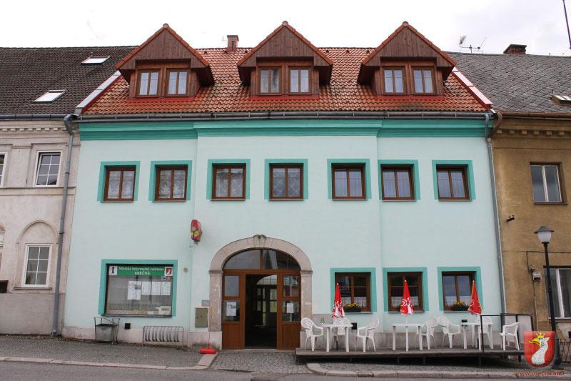 Městské informační centrum Osečná