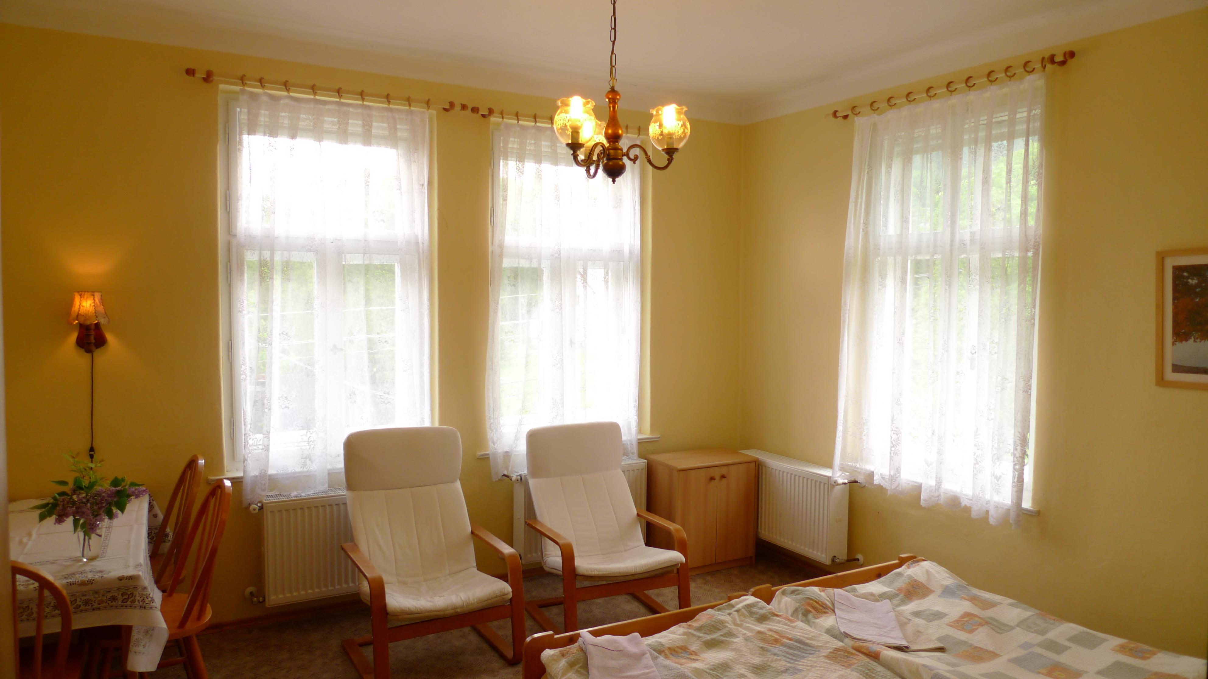 Vila Jelenka interiér