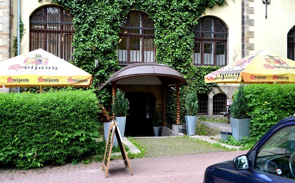 Lidová restaurace KOTELNA