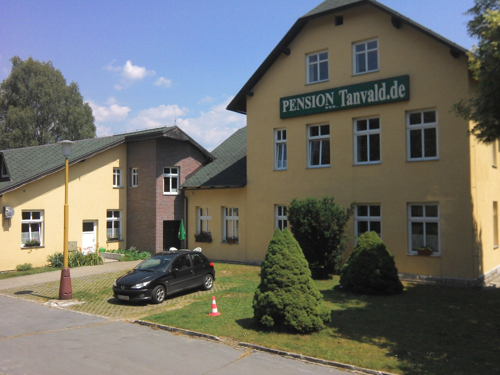 Pension Tanvald