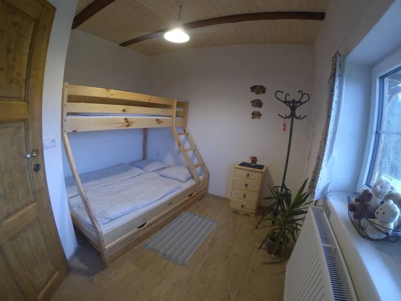 Penzion Ve Stodole – malá ložnice