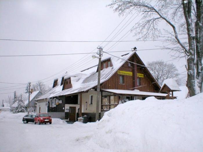 PENZION U ZVONKU, KORENOV