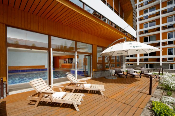 Orea Resort Sklář****