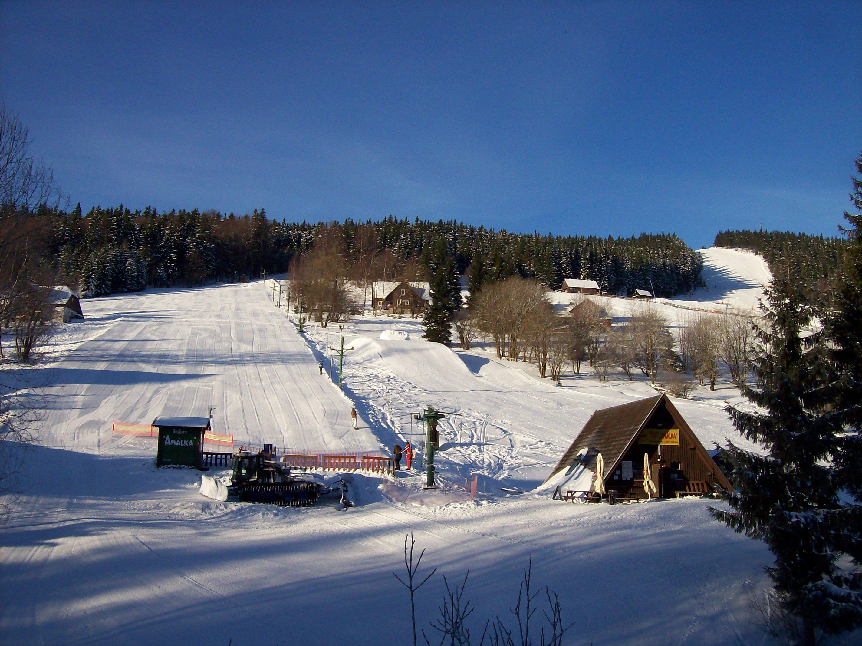 Skiareál Amálka