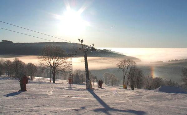 Ski areál U Čápa