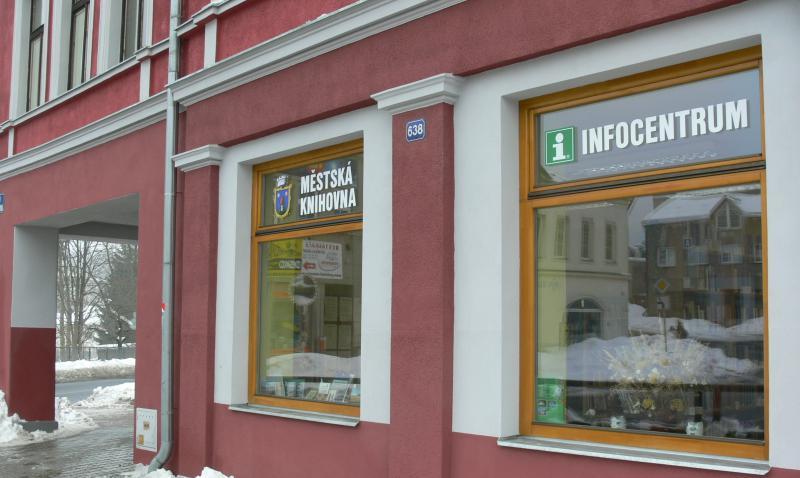 Turistické informační centrum Smržovka