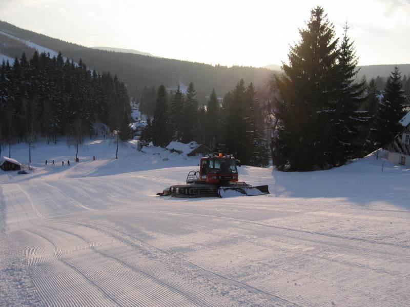 Ski areál Zákoutí