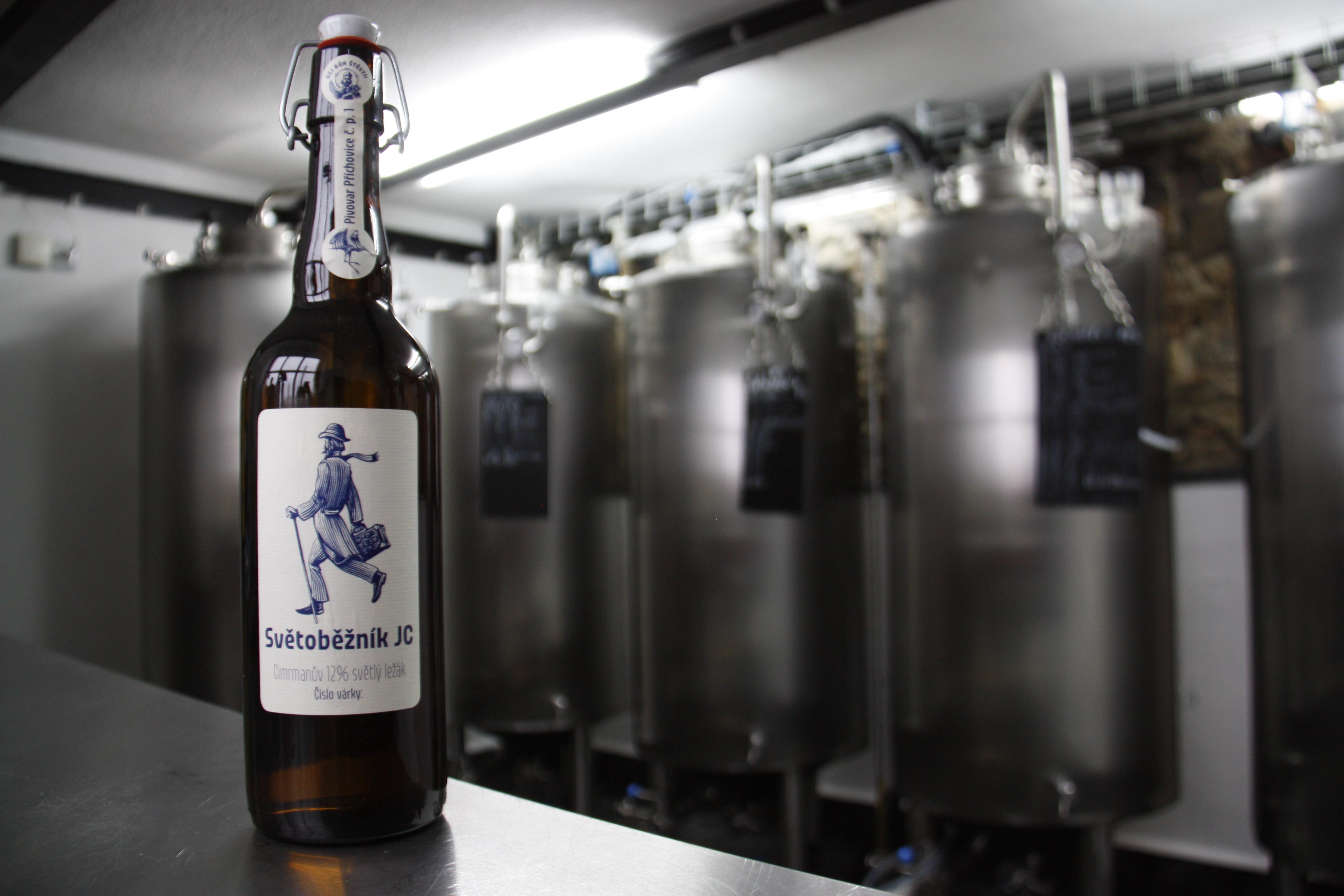 Pivo Světoběžník JC